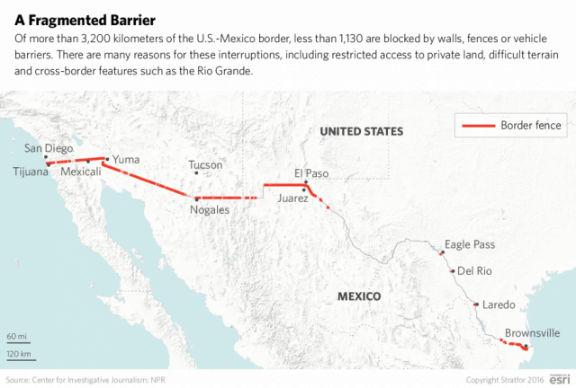 The Building Blocks of a U.S.-Mexico Wall